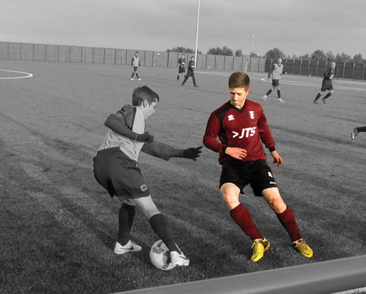 Alexander Football Durham DUFC