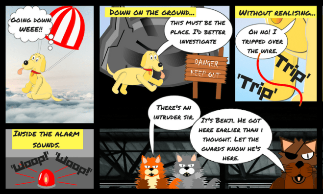Barry S. Brunswick_Benji CBarry-Brunswick-Benji-the-Wonderdog-Kids-Comicomic_10