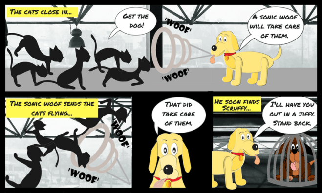 Barry-Brunswick-Benji-the-Wonderdog-Kids-Comic