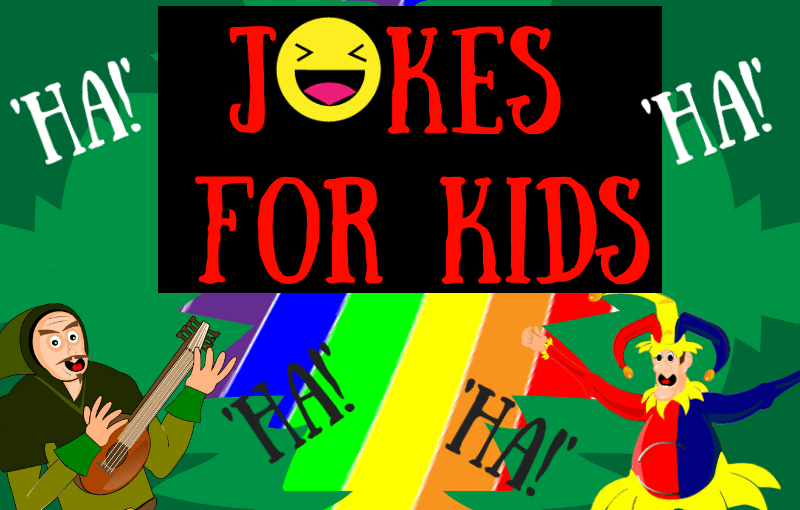Jokes for Kids: Part 1