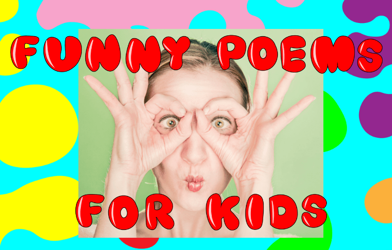Funny Poems for Kids: A Poem that has Nothing to do with Christmas