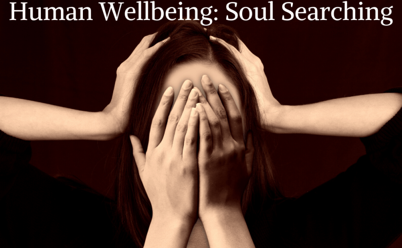 Human Wellbeing: Soul Searching