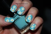 9 cool and easy summer nail art