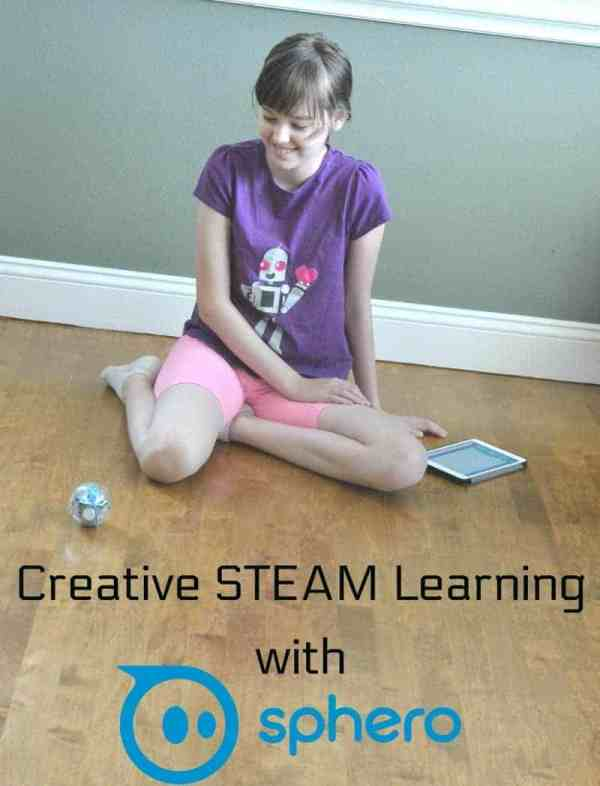 Kids Love Sphero Sprk Creative Steam Learning