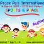 Sports Peace Peace Pals Int L Children S Art Contest