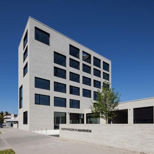 EBS Stadtentwässerung Mannheim imagine structure Tragwerksplanung