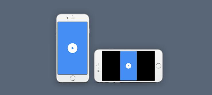 Video vertical se impone sobre el formato horizontal