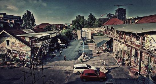 Metelkova City