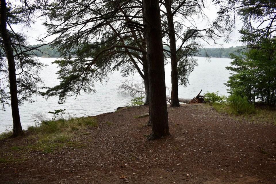 Site 48 Duckett Mill Campground