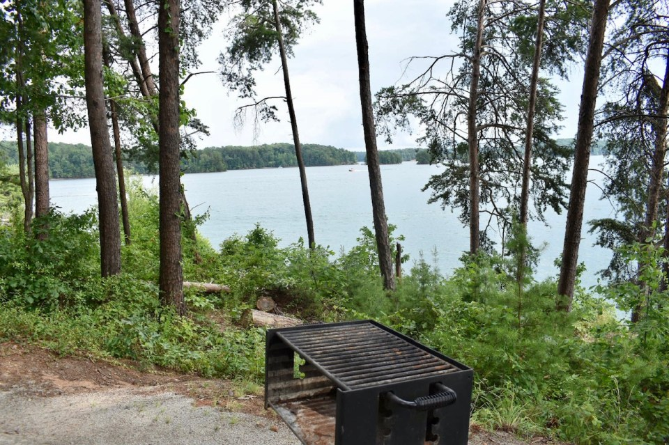 Duckett Mill Campground Site 79