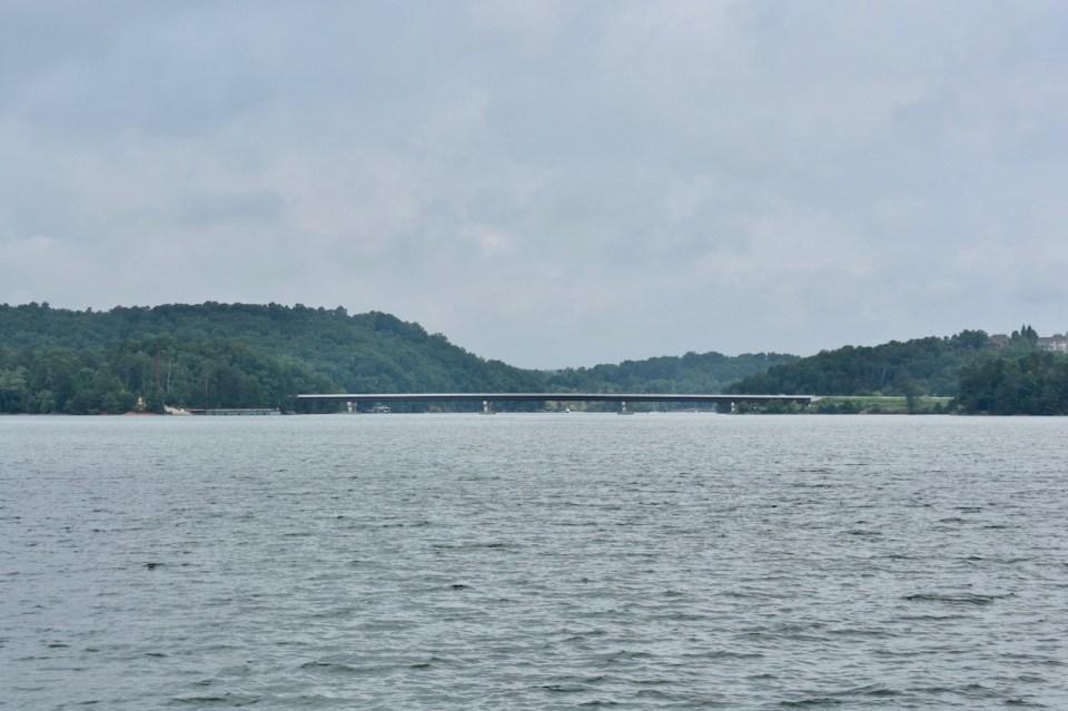 Lake Lanier Bridge Duckett Mill Campground