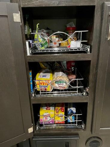 Grand Design Imagine Pantry Pull Out Shelves