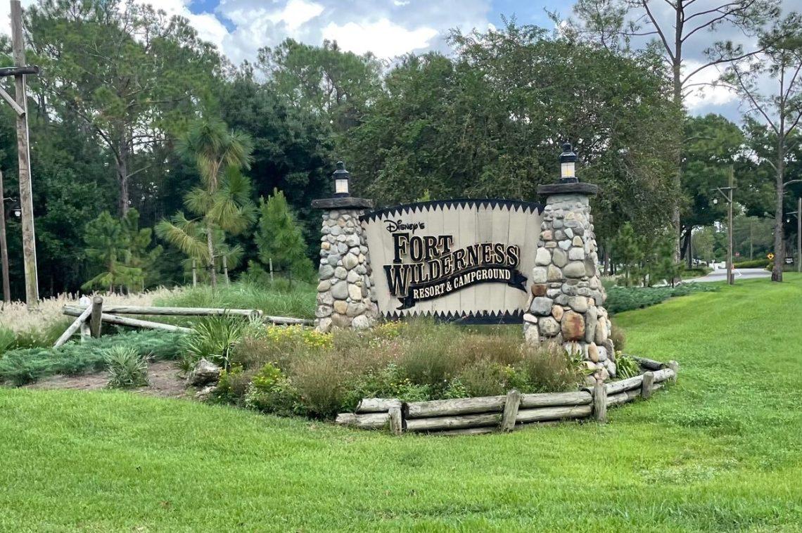 Fort Wilderness Resort & Campground
