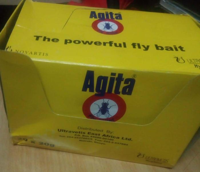 Agita 1GB Fly Bait(400g)