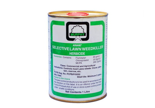 Selective Lawn Weed Killer