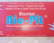 Bio-pit-septic