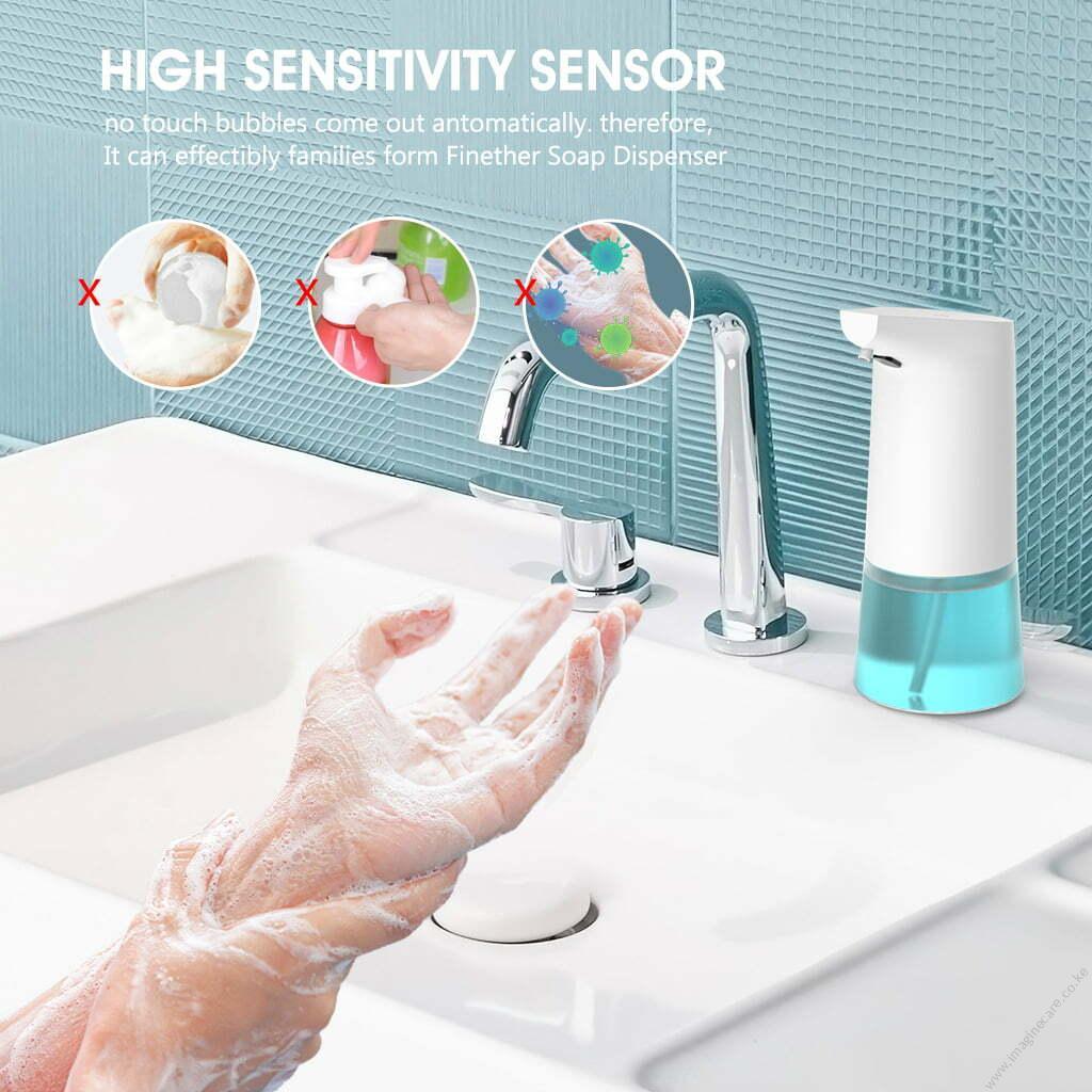 Foaming Soap Dispenser -2