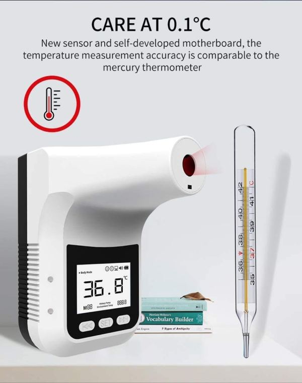 infrared thermometer counter k3 pro-6