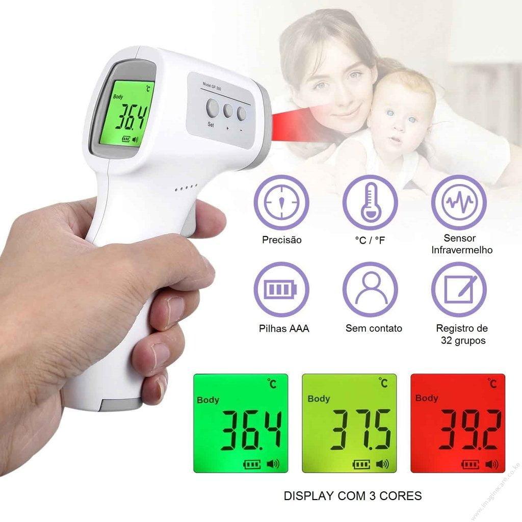 buy Forehead Thermometer Gun (GP-300)