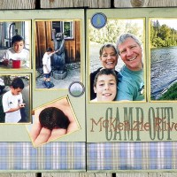 Complete a Scrapbook for your Earth Day Adventures