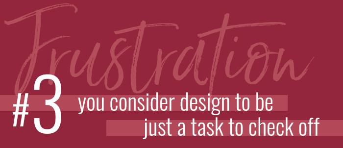 Biggest Design Mistake   Imagine Design Repeat