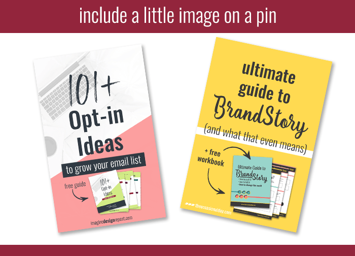 How do you promote your lead magnet to the people who need it most? All you need is a few simple graphics. I'll show you my favorites, PLUS give you a free set of arrow clipart.