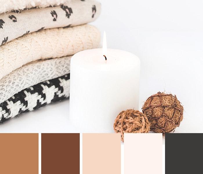 10 Cozy Color Palettes Perfect for Fall • Imagine Design Repeat