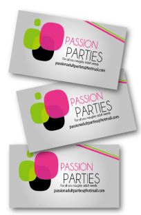 passion cards show