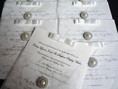 Floral Vellum Wallet Invitation Imagine Diy