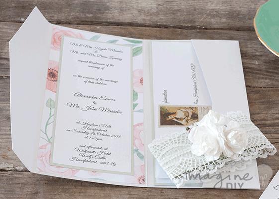 Wedding Invite Ideas Make Your Own: Wedding Invitations Gallery