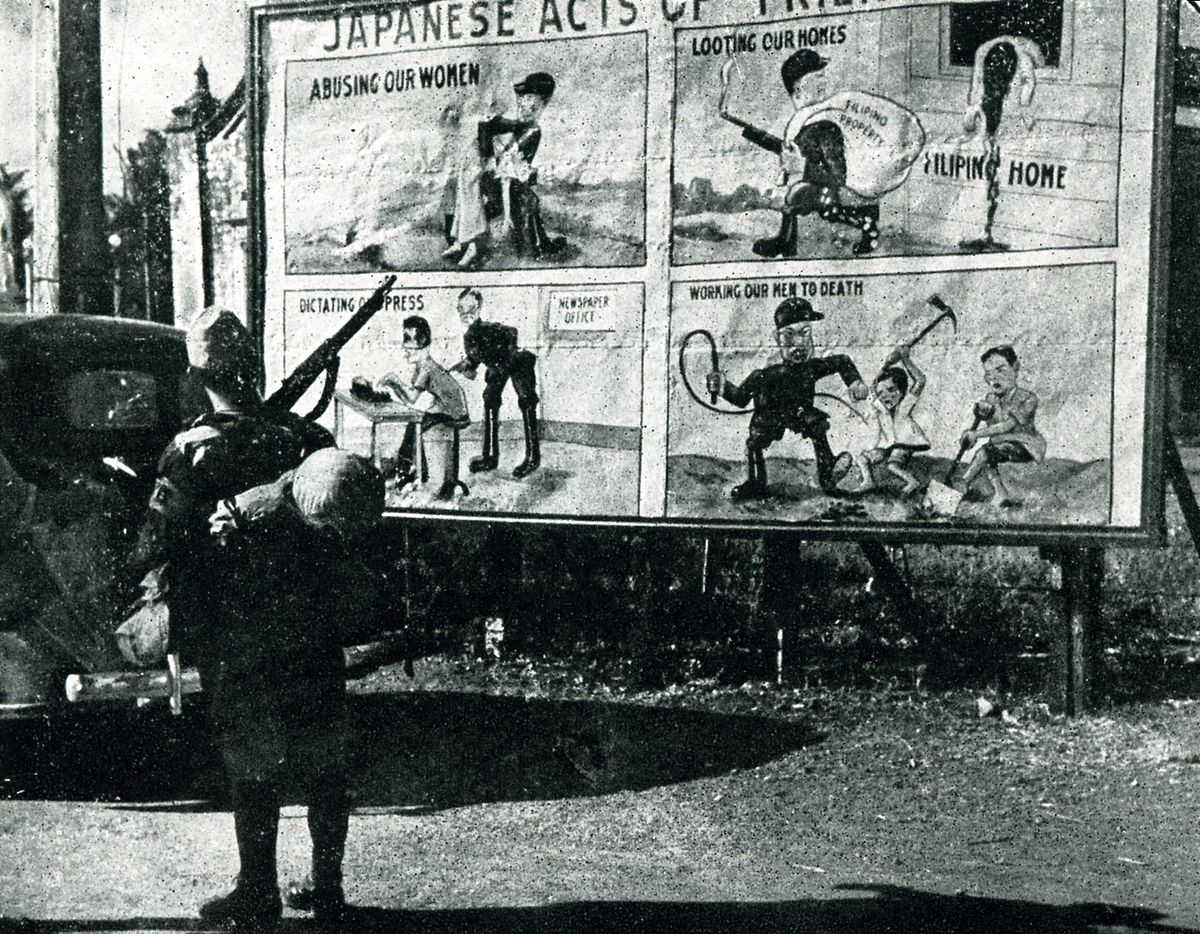Collective Amnesia: The Japanese Occupation of the Phillipines
