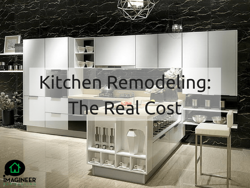 What Is The Average Cost To Remodel A Kitchen