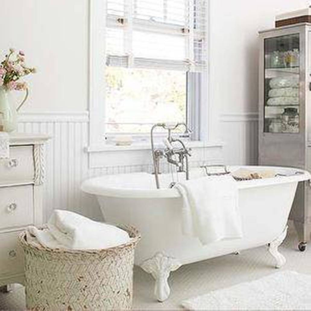 WalletFriendly Ways to Get an Utterly Chic Bathroom