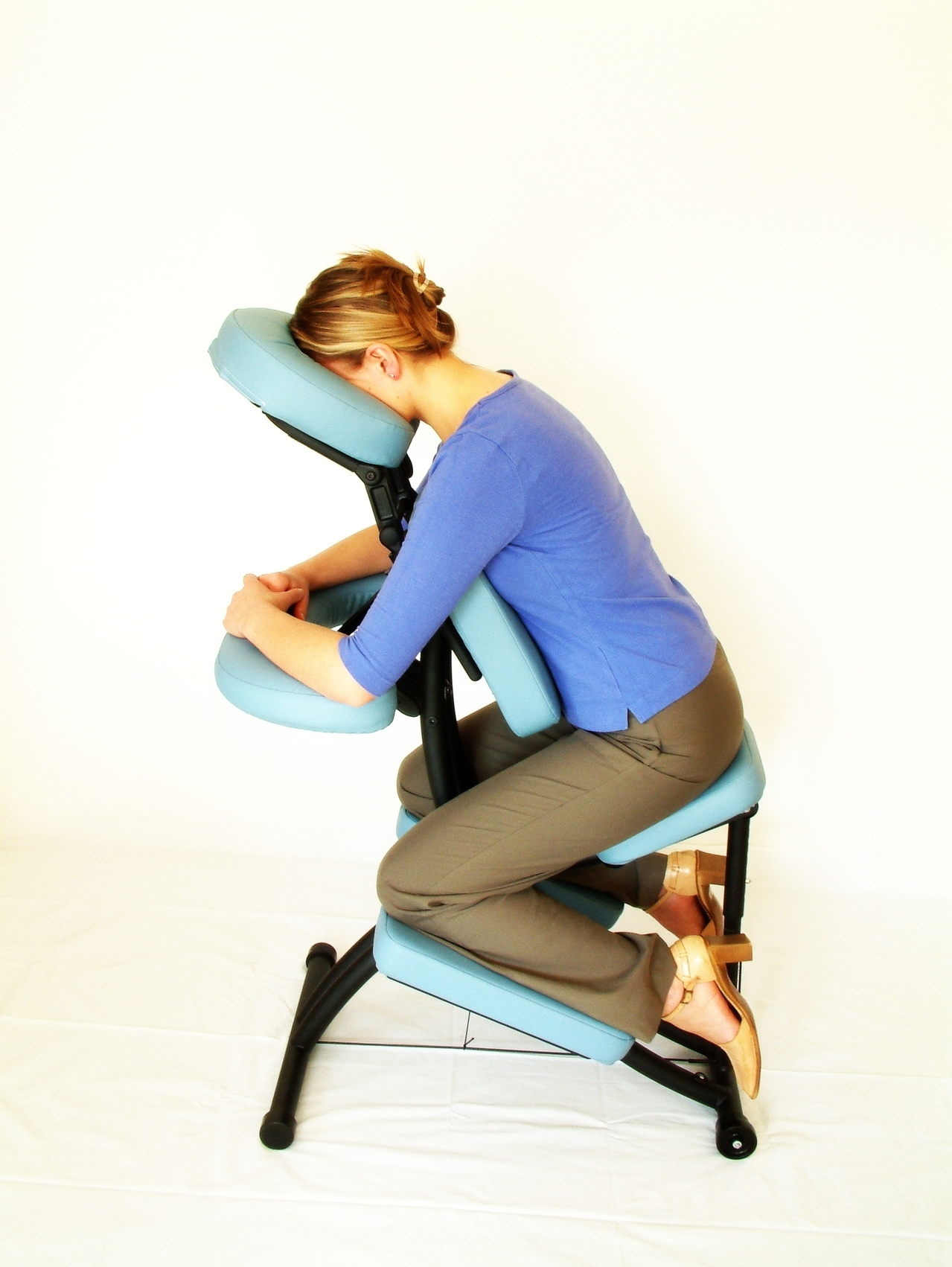 Massage Therapist Chair Chair Massage Imagine Healthy Living