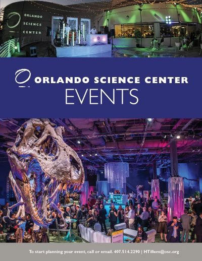 Orlando Science Center Earth Day Event - Citizen Science Day