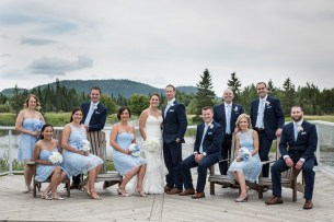 2017 Shannon-Kevin Thunder Bay Weddings