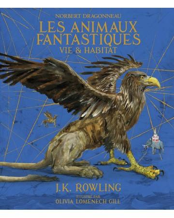 Les Animaux Fantastiques Vie Et Habitat : animaux, fantastiques, habitat, Norbert, Dragonneau, Animaux, Fantastiques:, Habitat, Imagin'ères