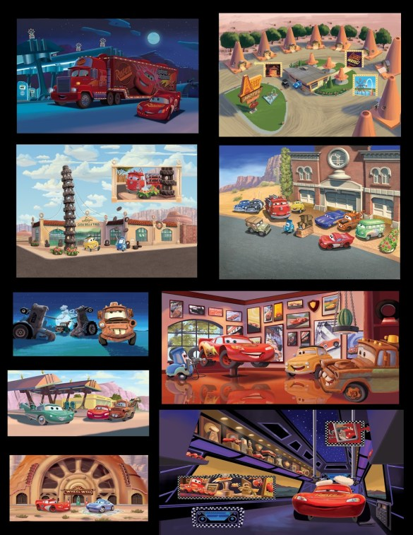 Cars Books 2