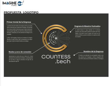 Logotipo Countess Tech