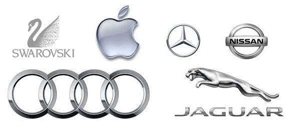 logotipo gris