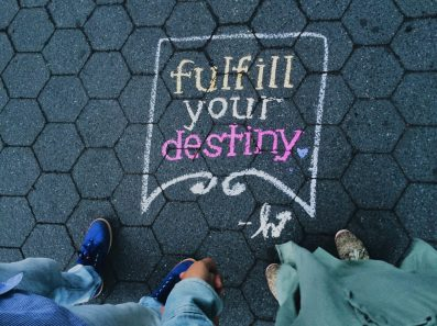 design your life with purpose and dreams