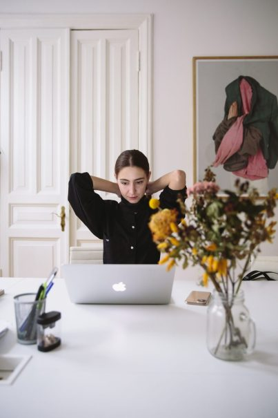 reasons why you should get dressed every day wfh