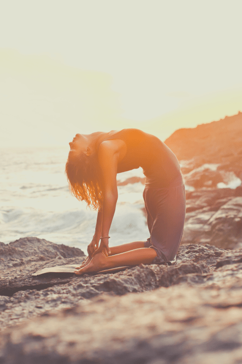 yoga withstands negative emotions