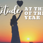 Gratitude at the End of the Year