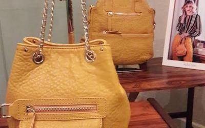 Les sacs en cuir Kate Lee