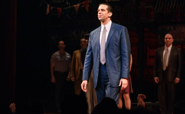 Belmont Avenue Brings The Star Power For A Bronx Tale S