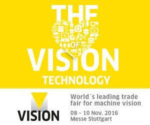 ITS At The 2016 Vision Show in Stuttgart