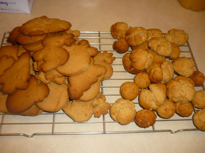 This is the final cooked product. They went down a treat at my Christmas get togethers.