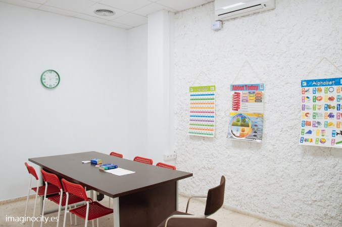 Room 1/ aula 1
