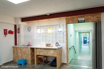 Room 3 are social / fregadero y primeros auxilios